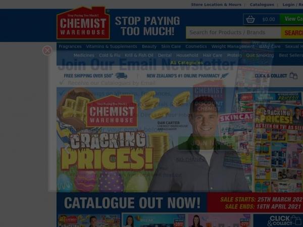 chemistwarehouse.co.nz