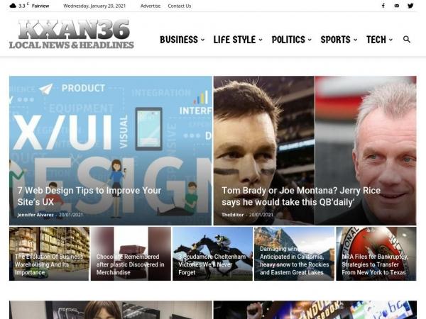 kxan36news.com