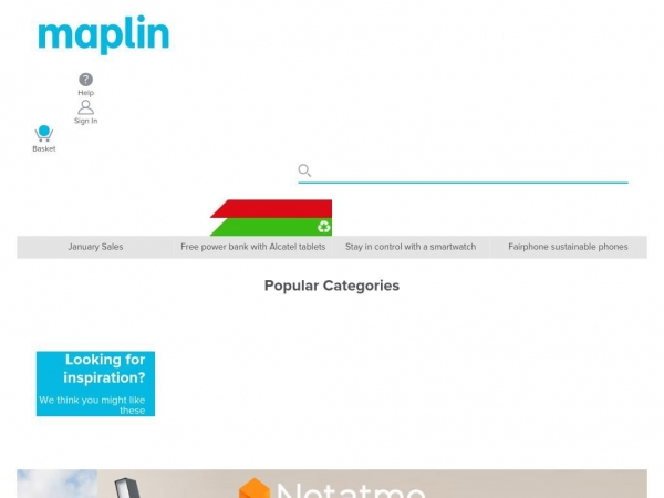 maplin.co.uk