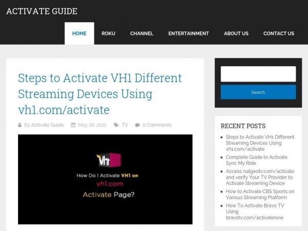 activate-guide.com