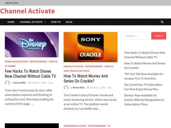 channelactivate.com