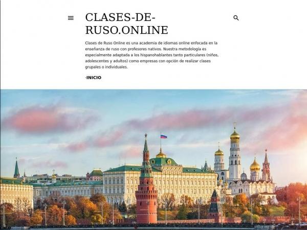 clases-de-ruso-online.blogspot.com