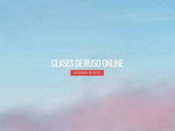 clases-de-ruso.yahoosites.com