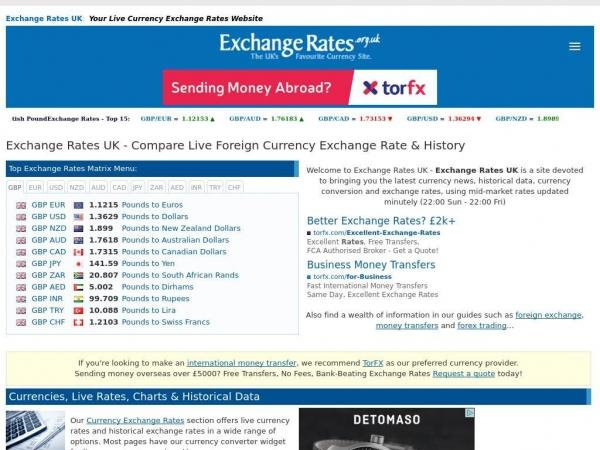 exchangerates.org.uk