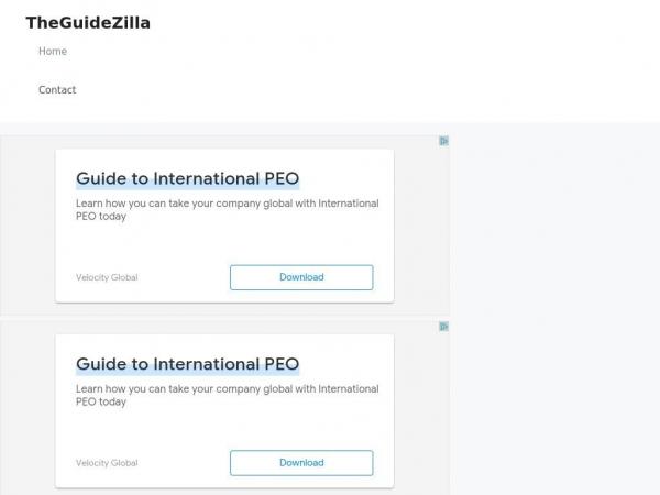theguidezilla.com