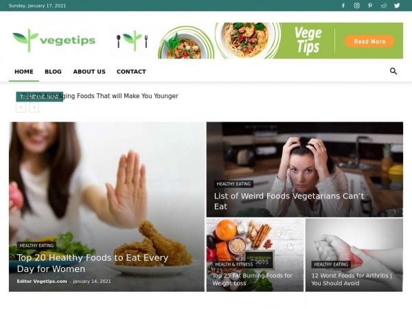 vegetips.com