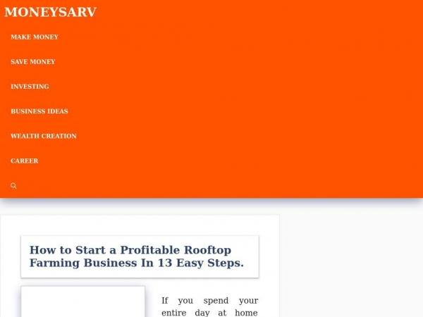 moneysarv.com