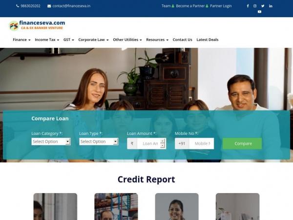 financeseva.com